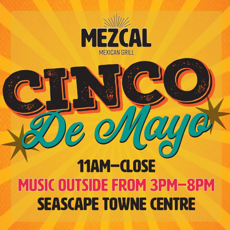 May,05 2019 Cinco de Mayo Mezcal Mexican Grill | Seascape Resort Destin Florida Events