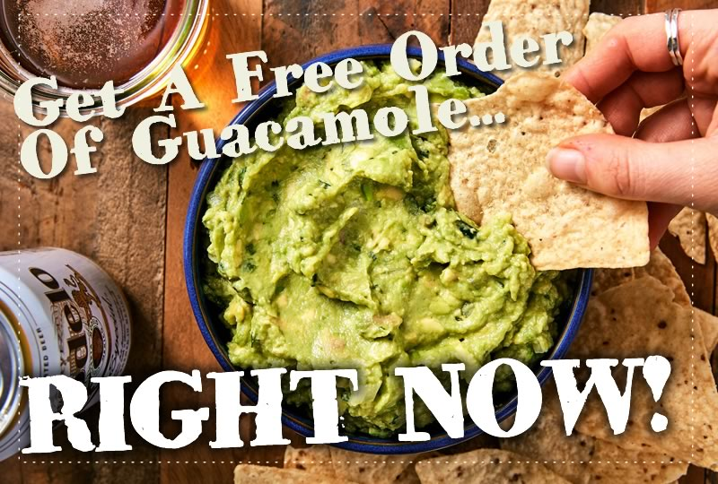Destin Free Guacamole Mezcal Mexican Grill Seascape