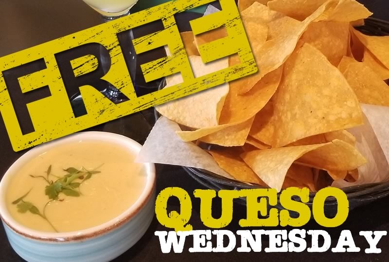 Destin Free Queso Wednesday Mezcal Mexican Grill Seascape