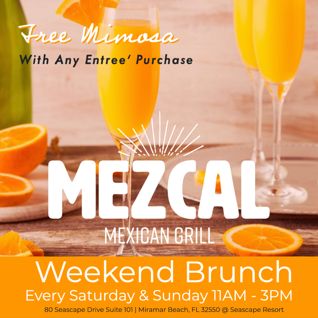 Destin Florida Upcoming Event Weekend Brunch