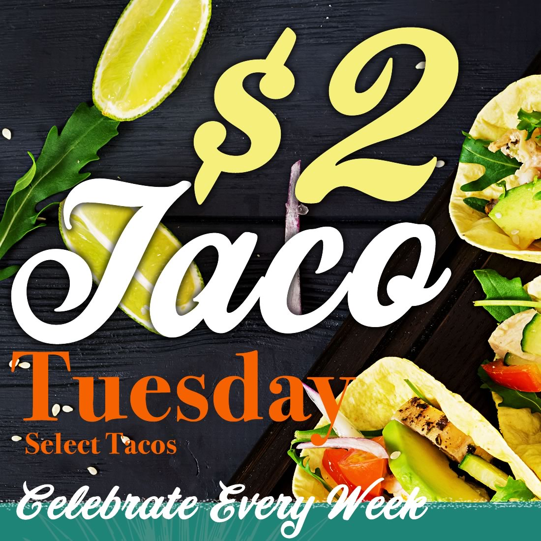 Jan,19 2021 Taco Tuesday at Mezcal Mezcal Mexican Grill | Seascape Resort Destin Florida Events