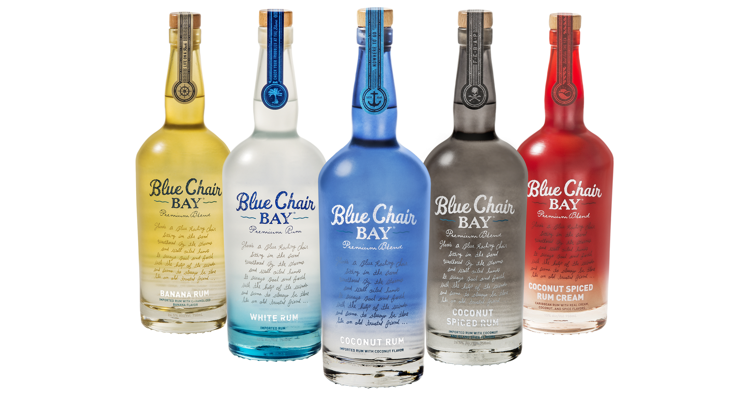 Rum Tasting with Blue Chair Bay Seascape Wine & Spirits | Mezcal Mexican Grill Events and Entertainment