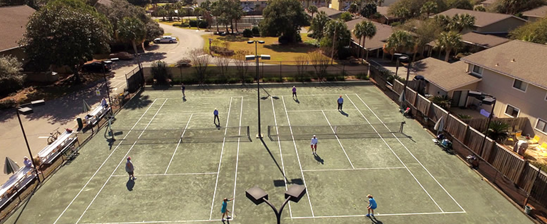 Tennis at Seascape Resort