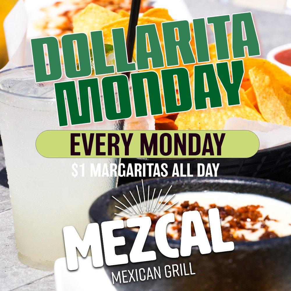 Jun,14 2021 Dollarita Monday Mezcal Mexican Grill | Seascape Resort Destin Florida Events