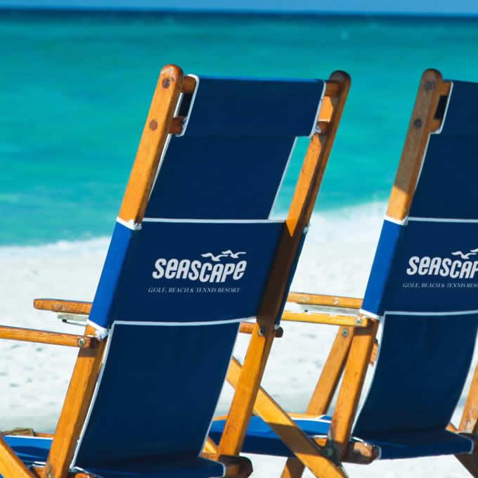 Seascape Free Beach Service