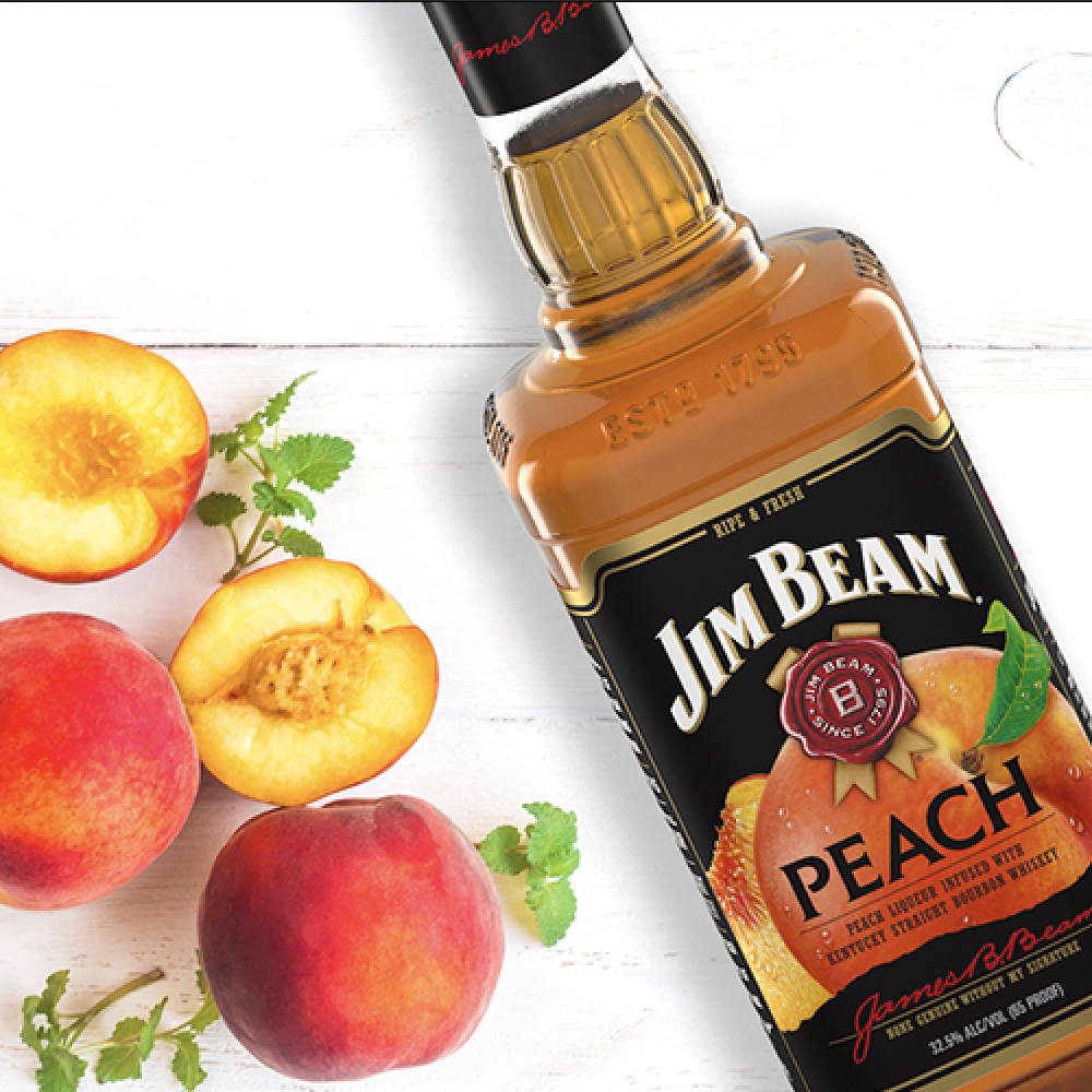 FREE Jim Beam Peach Seascape Wine & Spirits | Mezcal Mexican Grill Events and Entertainment