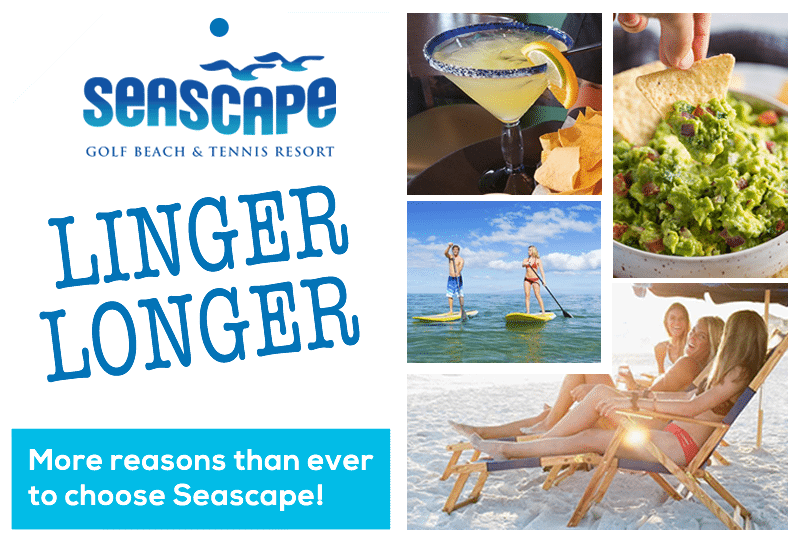 Linger Longer with Seascape Resort