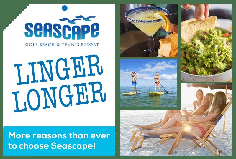 Linger Longer with Seascape Resort