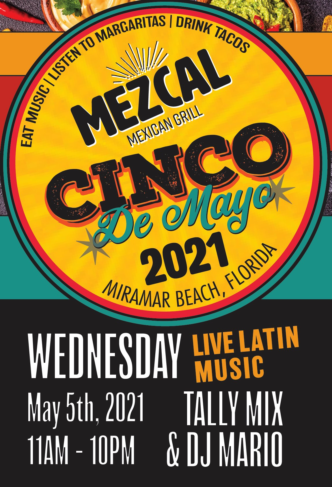 2021 Cinco De Mayo Mezcal Mexican Grill | Mezcal Mexican Grill Events and Entertainment