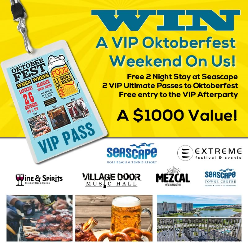 Oktoberfest at Seascape Resort