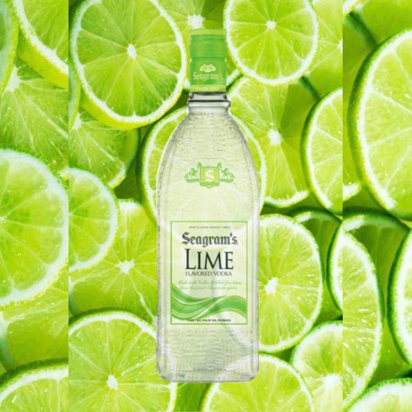 Seagram's Lime Vodka Seascape Wine and Spirits | Mezcal Mexican Grill Events and Entertainment