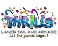 Thrills Laser Tag & Arcade