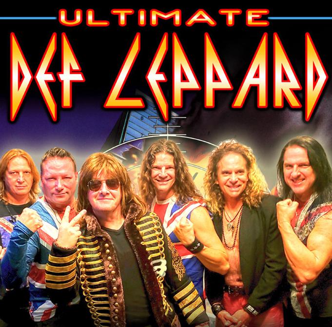 Apr,19 2019 Ultimate Def Leppard Village Door Music Hall   Seascape Resort Destin Florida Events