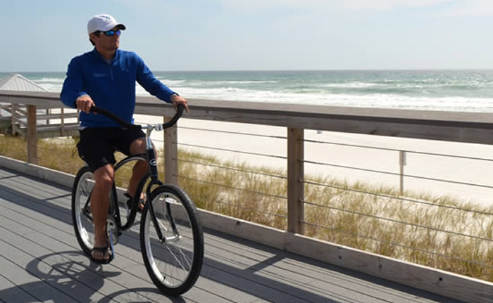 Bicycle Rentals at Seascape Resort