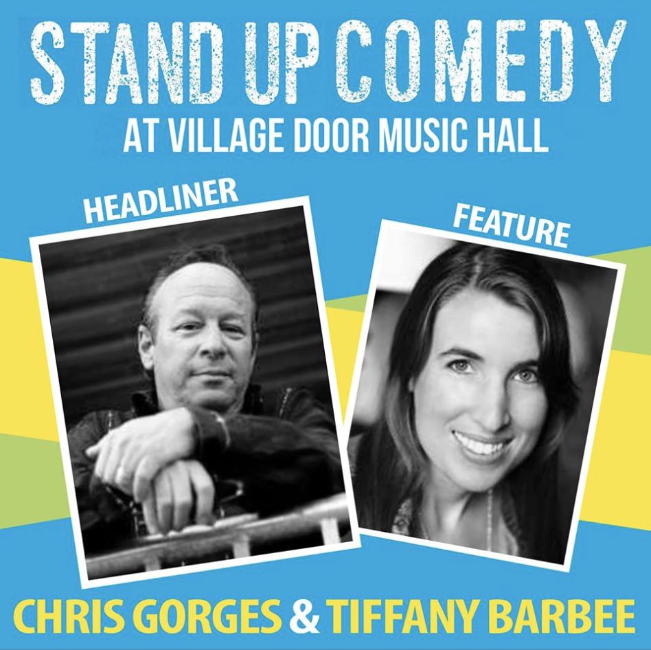 Oct,09 2019 Stand Up Comedy Village Door Music Hall   Seascape Resort Destin Florida Events