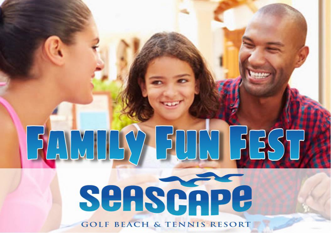 Jun,14 2019 Family Fun Fest Seascape Towne Centre | Seascape Resort Destin Florida Events