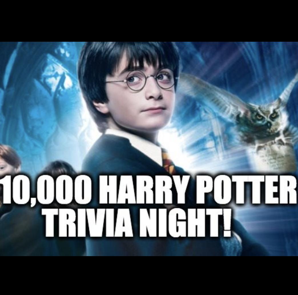 Oct,15 2019 Harry Potter Trivia Village Door Music Hall   Seascape Resort Destin Florida Events