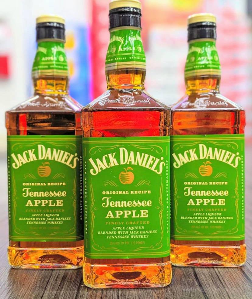 Nov,09 2019 Jack Daniel's Apple Seascape Wine and Spirits | Seascape Resort Destin Florida Events