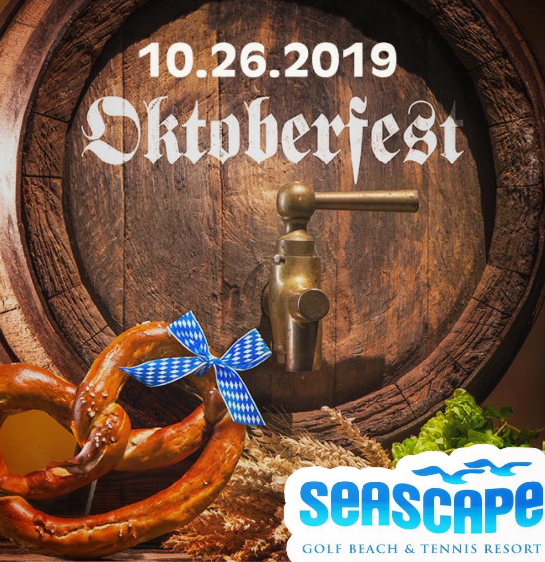 Oct,26 2019 Oktoberfest Seascape Towne Centre | Seascape Resort Destin Florida Events
