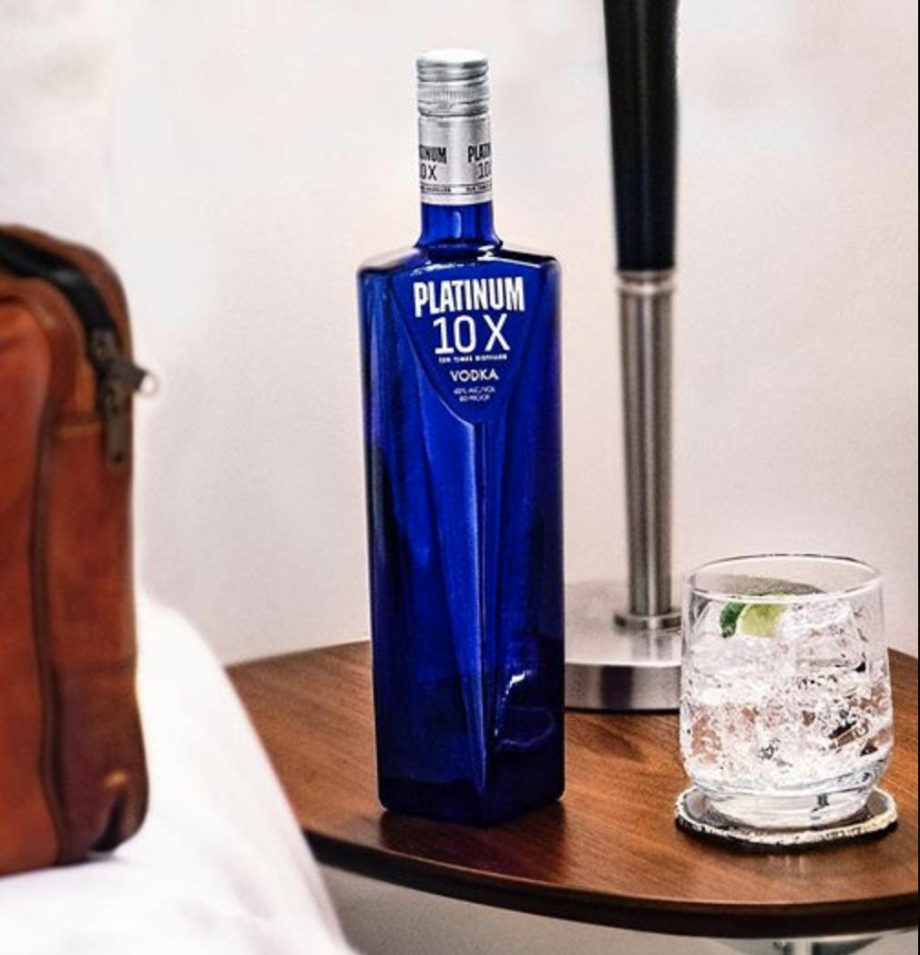 Aug,16 2019 Platinum Vodka  Seascape Wine and Spirits | Seascape Resort Destin Florida Events