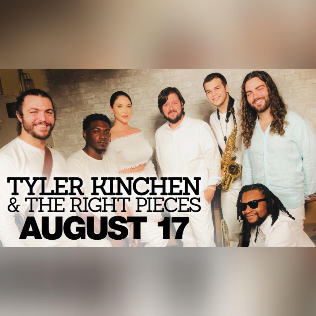 Aug,17 2019 Tyler Kinchen  Village Door Music Hall | Seascape Resort Destin Florida Events