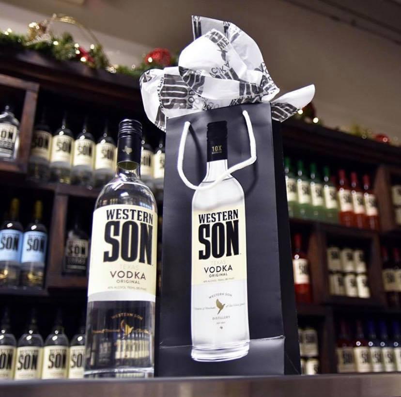 Dec,06 2019 Western Son Vodka Seascape Wine and Spirits | Seascape Resort Destin Florida Events